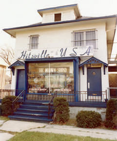 Motown - Hitsville USA's Detroit Studio